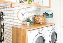interiors {laundry rooms}