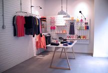 UNCOMMON DEUX / Store Inspiration. Build-out