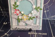 Card making templates, tutorials and miscellaneous / by Anne Pask