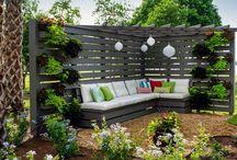 4 casa jardín