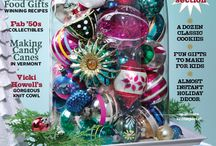 Dec./Jan. 2014 / This is a sampling of the great content in our Dec./Jan. 2014 issue. / by Country Woman Magazine
