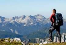 Climb that Mountain! / Backpacking tips, Training, and Gear / by Debbie LaRocque