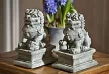 Asian Influence Gardens / by Garden-Fountains.com