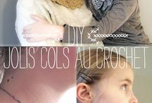 CROCHET COLLARS / LOVELY IDEAS