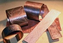 Copper - Etching