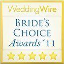 Awards! / Just a few awards from accredited online wedding resources.