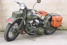 Biker-Military History