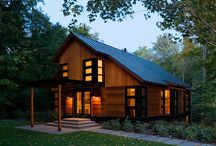 Contemporary cottage-chic