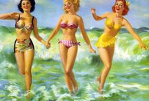 pin-up plage 2