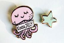 cute Pin ting