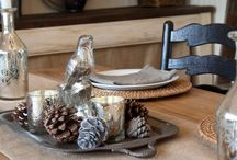 Decorating: after Christmas