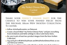 My Perfect Dinner Party / by Michael Aram