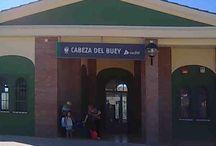 TRENES - Cabeza Del Buey. Badajoz. / Todo sobre trenes.