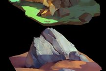 자연물(돌)