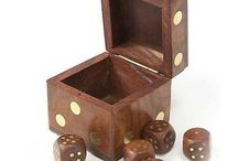 Wooden Decorative and Puzzle Boxes