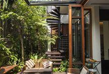 εξωτερικοί χώροι - κήποι - βεράντες