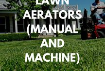 Lawn Care / Tips and info for caring for a lawn so it's lush, green, and a beautiful space.