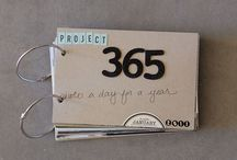365 projects / by Katie Brain