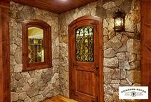 Real Stone Veneer  / Exterior and Interior Design using Stone