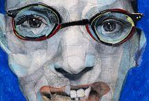 Paint portraits