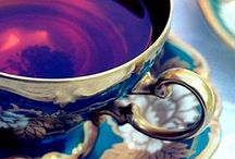 ~Tea Time :-)~ / Tea in all it's forms.. / by Regina D