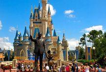 All Things Disney / by Jennifer Byrd