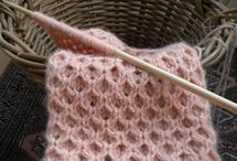 echarpe tricot