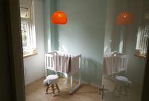 babykamer / meubels maken voor onze eerste baby