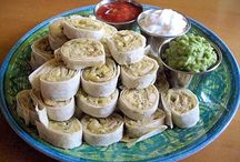 mexican menu / catering for christmas party