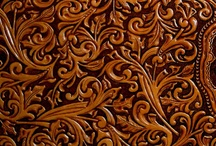 leather tooling / by Tara Mehlhoff Flory