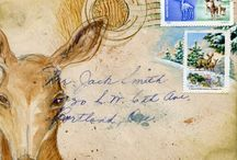 MAIL Art / Designed art which comes by post