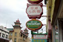 Chinese Chicago / Chicago's Chinatown is a lively center of Chinese culture. Pictured here are daily occurrences and celebratory events from this historic neighborhood.