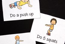 Physical Movements for preschool