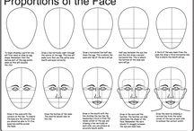 Tegning menneske