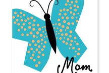Cute Mother's Day Gift Ideas / Great gift ideas for Mom from Rock Scissor Paper! http://www.rockscissorpaper.com/mothers-day-1/