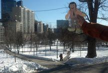 Flat Stanley Visits Boston