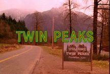Twin Peaks  / by Leia Valencia ♊