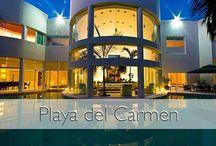 Playa del Carmen / Extraordinary properties in this amazing destination