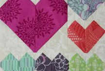 The Splendid Sampler Blocks / Pat Sloan and Jane Shallala Davidson has created this unique program.  It started February 14th, 2016 and will run all year.  Each week you can download two block patterns, creating 100 different blocks in a year.  For more information, go to http://www.thesplendidsampler.com/