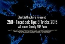 Facebook Tips & Tricks 2016 / 250+ Facebook Tips & Tricks 2015 LEAKED (PDF)- All in one deadly pack