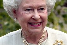 H.R.H. Queen Elizabeth II and Prince Phillip