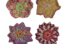 Applique - Flowers / by Ginger Collins