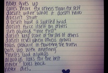 quotes / by Brooke C