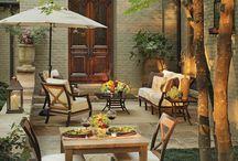 Modern Patio Furniture / Summer Classics has a wide variety of modern patio furniture. For more information visit www.summerclassics.com / by Summer Classics