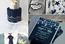 Wedding color palettes / wedding colors, wedding styling, wedding color trends,