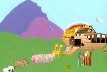 Sunday School- Noah
