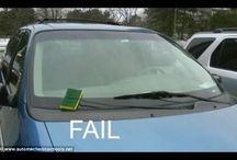 arabanın silecegi bozulursa :))