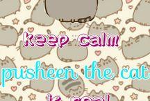 keep calm text