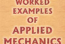 WORKED EXAMPLES OF APPLIED MECHANICS