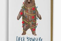 Pet Holiday Cards Inspiration
